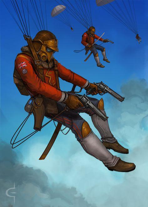Ministry+Paratroopers+by+Earl-Graey.deviantart.com+on+@DeviantArt