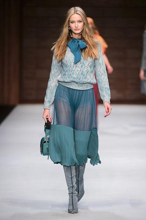 Elisabetta Franchi Milano - Spring Summer 2018 Ready-To-Wear - Shows - Vogue.