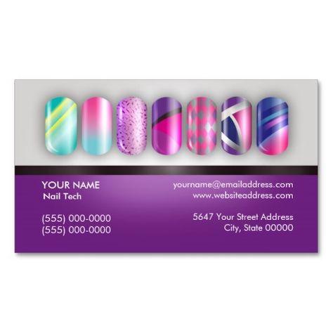 Nail technician manicurist business card appointment business nail technician manicurist business card appointment business card templates pinterest nail technician business cards and card templates reheart Gallery