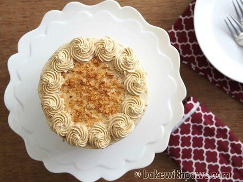 Pandan Cotton Cake With Gula Melaka Swiss Meringue Buttercream Bake With Paws Pandan Cake Baking Butter Cream
