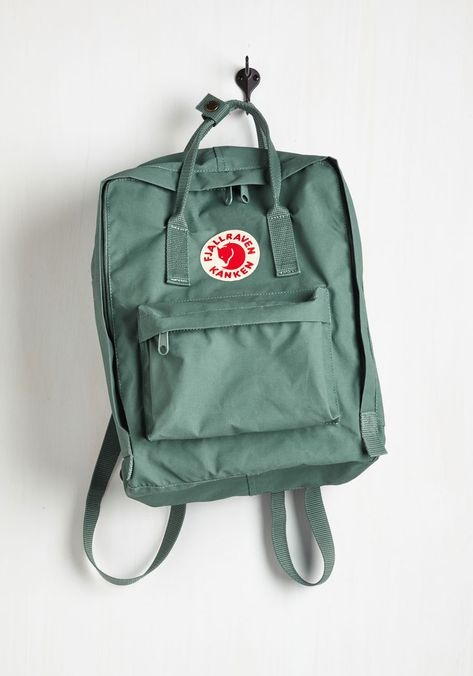 Wherever You Wander Backpack in Viridian, #ModCloth