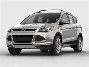 Ford SUV Models 2013