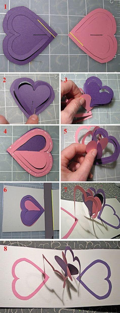 оригами на день святого валентина открытки своими руками это оружие называют