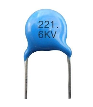 Electrical Electronic Components Supplies High Voltage Ceramic Capacitor From Chennai Electronic Components Electronics Capacitors