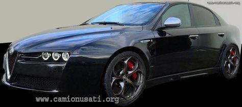 Alfa Romeo 159 Tuning Virtuale Per Renderla Simile All Alfa Romeo