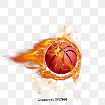 Basketball Clipart Basketball Physical Education Ball Spark Mars Flame Fire Creative Flames Raging Fire Abstract Fireball Fl Desenhos De Basquete Fogo Basquete