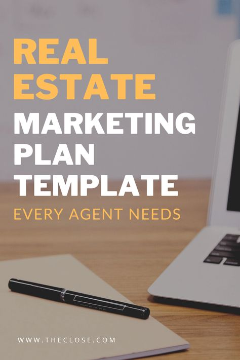 Download FREE Real Estate Marketing Plan Template
