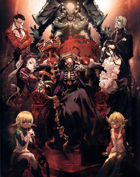 HD wallpaper: Overlord anime movie digital wallpaper, Cocytus (Overlord), Crossdress