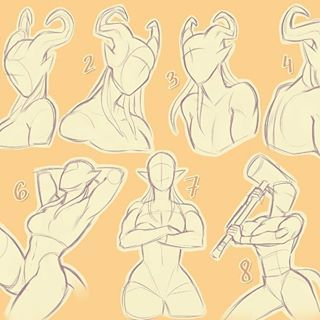 Poses Examples For A Commissioner Art Sketch Poses Anatomy Art Reference Poses Drawing Poses Drawing Reference Poses