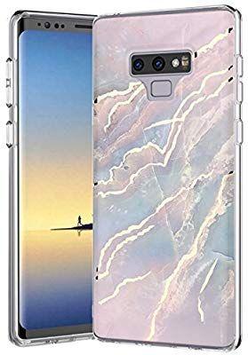 wholesale dealer 2906b d860c Amazon.com: Galaxy Note 9 Case,Samsung Galaxy Note 9,Spevert Marble ...
