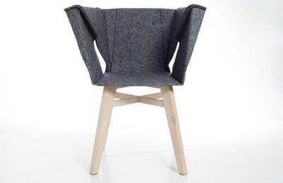 folded furniture