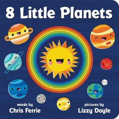 Kids Book 8 Little Planets Little Planet Planets Childrens Books
