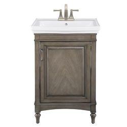 Foremost Adalyn 23 5 8 W X 17 7 8 D Vanity Combo Vanity Combos Menards Bathroom Vanity Bathroom Vanity Tops