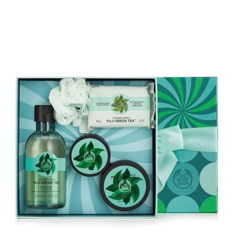 The Body Shop Coffret Sélection Festive Fuji Green Tea™ Revitalisant