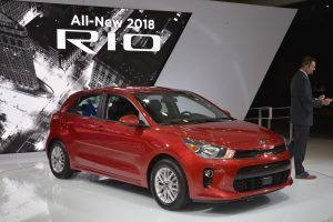 2019 Kia Rio Designer Package Exterior And Interior Review Car