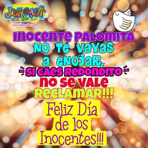 Feliz Día De Los Santos Inocentes Frases De Flores
