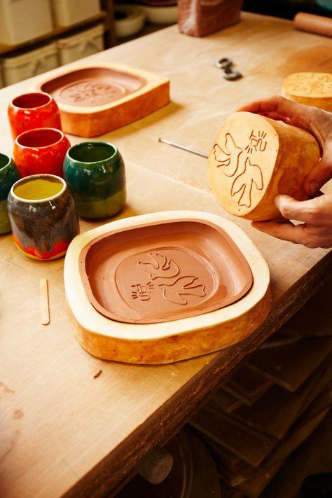 La céramique Tressé | MilK decoration