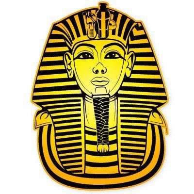 SELECT SIZE King Tut Tutankhamon Car Vinyl Sticker