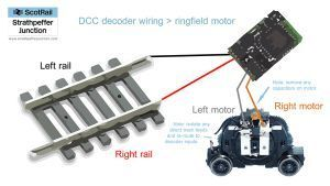DCC Decoder Wiring Diagrams for Non-DCC Ready Loco #DCC ... on dcc wiring tips, dcc wiring model railway layouts, dcc block diagram, pa crossover diagrams, dcc wiring for switch machines, dcc bus wiring, dcc wiring ground throws, dcc wiring guide, dcc wiring examples, dcc wiring for ho trains, dcc wiring basics,