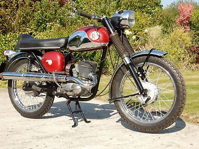 eBay: BSA D14 BANTAM SPORTS 1968 175cc MATCHING NUMBERS | British