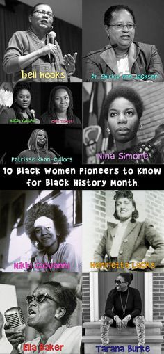 10 Black Women Pioneers to Know for Black History Month | Woo! Jr. Kids Activities