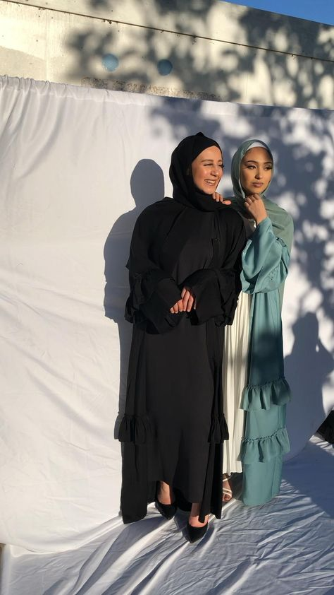 2021 Dubai abaya modest village