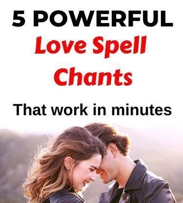 free powerful love spells that work immediately