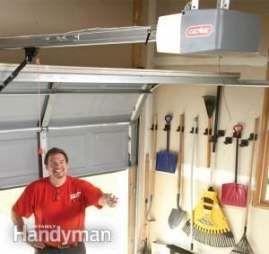 Garage Door Opener The Family Handyman 70 Ideas Garage Door Opener Repair Best Garage Door Opener Best Garage Doors