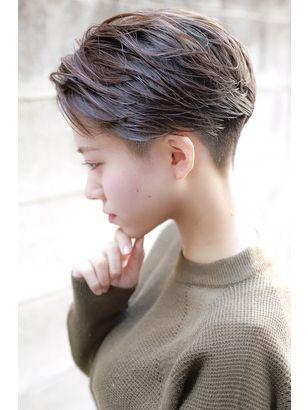 2019年夏 ショートの髪型 ヘアアレンジ 人気順 ホットペッパー