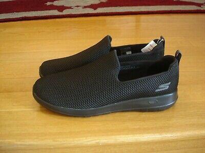Skechers Nwt Men S Sz 14 Black Goga Max Gen 5 Slip On Shoes Fashion Clothing Shoes Accessories Men In 2020 Skechers Performance Brown Slip On Shoes Slip On Shoes