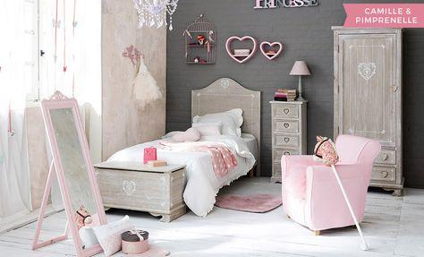Captivant Chambre Fille   Déco, Styles U0026 Inspiration | Maisons Du Monde