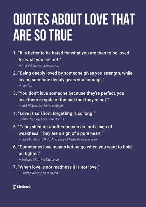 Inspirational Quotes About Love That You Should Read At Least Once In Your Life