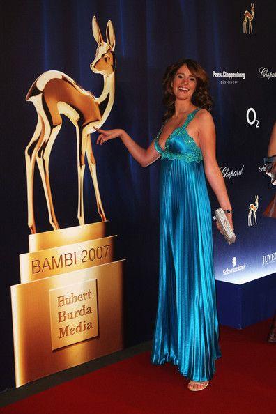 Mareile Hoeppner Photos Photos Bambi Awards 2007 Formal Dresses Dresses Celebs