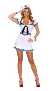 Sailor Women's Adult Costume