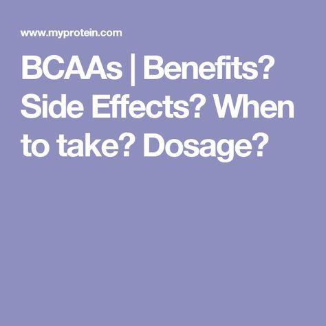bcaa dosage during workout