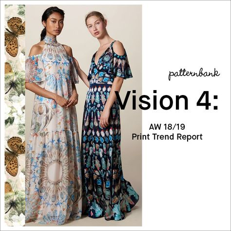 Buy our latest Print & Pattern Trend Report for Autumn/Winter – Vision We understand the fast moving design industry and aim to innovate and