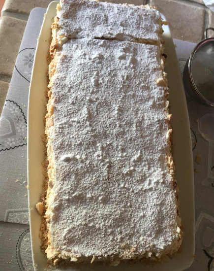 Torta diplomatica o (veneziana) senza Glutine Ricetta con Maraschino | CaffèBook