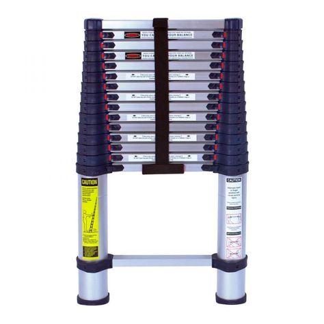 A Telescoping Extendable Ladder