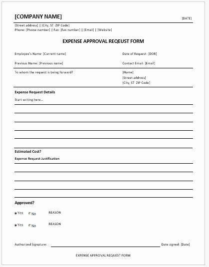 Business Travel Request Form Template Inspirational Expense Approval Request Forms Ms Word Meeting Agenda Template Business Travel Ms Word