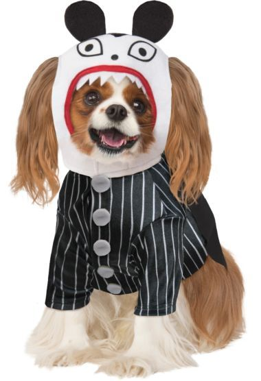 Scary Teddy Pet Costume Christmas Dog Costume Pet Costumes