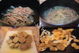 Just Try Taste Seblak Basah Ceker Ayam Dan Bakso A La Jtt Bakso