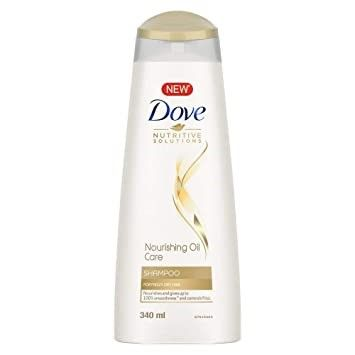 شامپو Dove مدل Nutritive Solutions Daily Moisture Shampoo For Damaged Hair Dish Soap Bottle Soap Bottle
