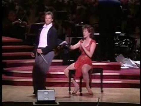 My favorite part of this concert, ex-aequo with Liza Minelli tap dancing on a piano. #sondheim #ziemba #irwin