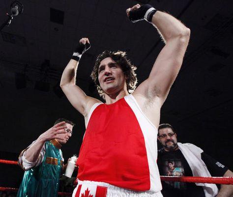 Justin Trudeau vs Patrick Brazeau: the weigh-in - Macleans.ca