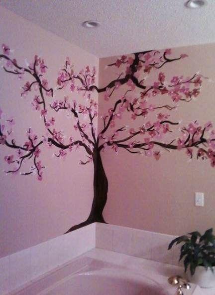 New Bath Room Paint Black Ideas Wall Painting Wall Paint Designs Wall Painting Decor