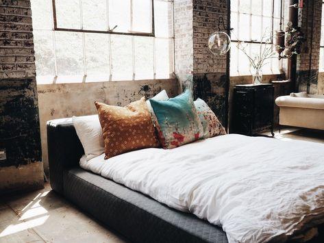 List of inspiratie slaapkamer industrieel images