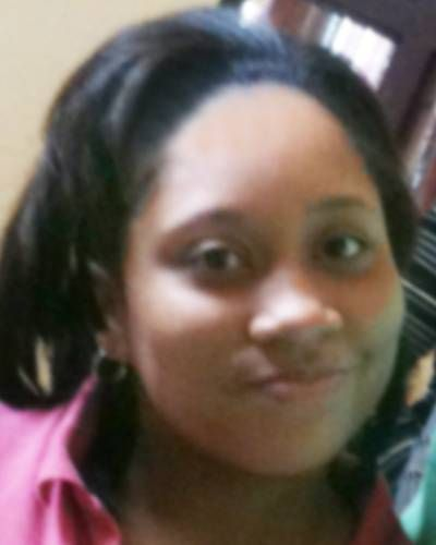 ARLIYA from Amite, LA, has been recovered.  Recovered posting was made 021512.  Thank you!