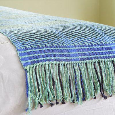 Valley Yarns 167 Op Art Bed Runner Pdf Bed Runner Op Art Yarn