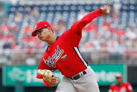MLB: Jesús Luzardo aspira a ser el primer jugador de Grandes Ligas nacido en Perú