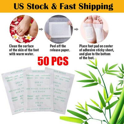 Advertisement 50 Packs Anti Inflammation Swelling Ginger Foot